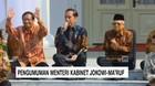 VIDEO: Presiden Umumkan Menteri Baru Kabinet Indonesia Maju