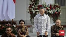 Jokowi Minta Arifin Tasrif Bantu Atasi Defisit Neraca Dagang