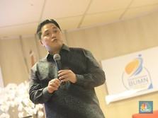 Erick Thohir Soal Ahok: Kita Perlu Figur Pendobrak BUMN!