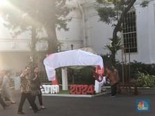 Berwajah Semringah, Calon-calon Menteri Jokowi Tiba di Istana