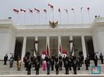 Menteri Baru, Hati-hati Bisa Dicopot Jokowi di Tengah Jalan