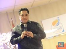 Erick Thohir Blak-Blakan Alasan Saat Mencopot Direksi BUMN