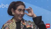 Terpental dari Kabinet Jokowi, Susi Pudjiastuti Pilih Liburan