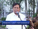 Ini Kata Prabowo Soal Pertahanan, Saat Kampanye