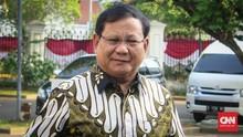 Prabowo Kunjungi UEA Bahas Diplomasi Pertahanan