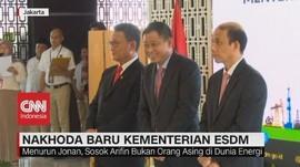 VIDEO: Nahkoda Baru Kementerian ESDM