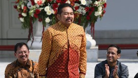 Rekam Jejak ST Burhanuddin, Jaksa Agung Baru Pilihan Jokowi