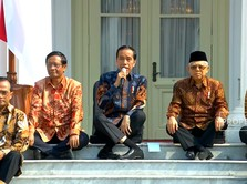 Presiden, Wapres, Menteri, Hingga Anggota DPR Tak Dapat THR