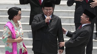 Netizen Sindir Jubir Prabowo soal Tak Ambil Gaji Menteri