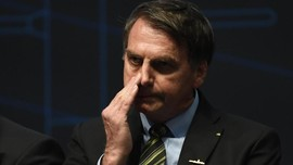 Dilecehkan Pendukung Presiden, Media Tolak Meliput Bolsonaro