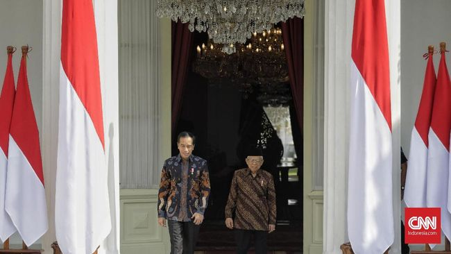 Jokowi Ungkap Kekecewaan Ratusan Orang di Balik Kabinet Baru