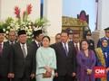 Megawati-Surya Paloh Hadiri Pelantikan Menteri Kabinet Jokowi