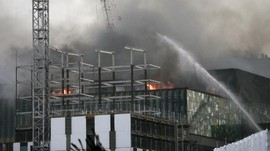 Lima Tewas Akibat Ledakan Gas di Slovakia
