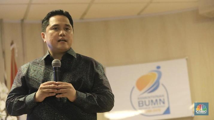 Tiko Dicalonkan Wamen BUMN, Siapa Jadi Mandiri-1?
