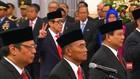VIDEO: Pelantikan Menteri Kabinet Indonesia Maju