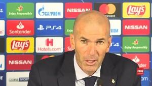 VIDEO: Zidane Lega Raih Kemenangan Pertama di Liga Champions