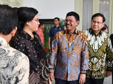 Sri Mulyani, Soal Prabowo yang Sebut Menteri Pencetak Utang