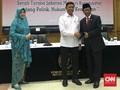 Sertijab dengan Mahfud, Wiranto Bersyukur Isu Penusukan Redup