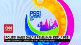 VIDEO: Politik Uang Dalam Pemilihan Ketua PSSI
