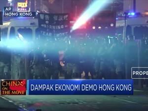 Ini Langkah Pemerintah Hong Kong Atasi Dampak Unjuk Rasa