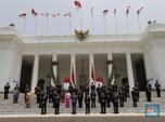 Muka Lama vs Muka Baru di Kabinet 'Ekonomi' Jokowi