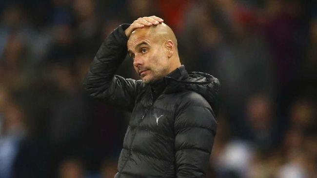 Diduga Sarkasme, Guardiola Lolos dari Sanksi FA