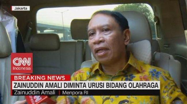 VIDEO: Sosok Menpora RI di Kabinet Jokowi