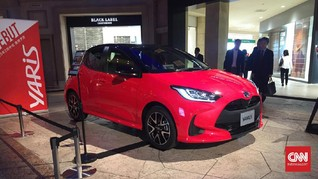 Toyota Yaris Baru Tak Masuk Indonesia