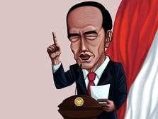 Hai Para Menteri, Ini 7 Permintaan Jokowi