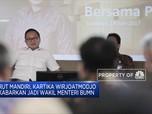 Dirut Mandiri Tiko Diisukan Jadi Wakil Menteri BUMN