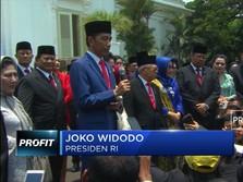 Jokowi: 5 Tahun Ke Depan Kita Fokus Bangun SDM