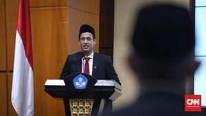 Tantangan Nadiem sebagai Menteri Termuda Kabinet Jokowi