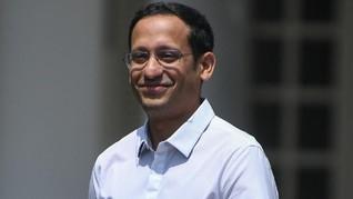 Jokowi Minta Nadiem Urus 58 Persen Naker Lulusan SD dan SMP
