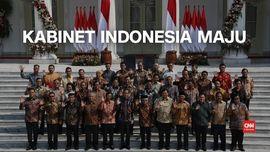 VIDEO: Menteri dan Kepala Lembaga Kabinet Indonesia Maju