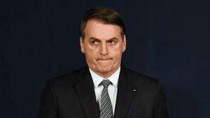 Kasus Corona Naik, Presiden Brasil Kembali Ikut Pawai