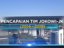 Ini Lho Pencapaian Tim Jokowi-JK!