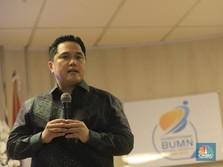 Erick Thohir Sebut Kereta Cepat & Pertamina-Aramco, Ada Apa?