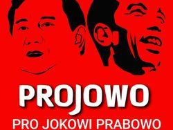 Projo Bubar Gegara Pro Jokowi-Prabowo