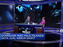 Gubernur Riau Jual Kebun Sawit Untuk Biaya Kampanye