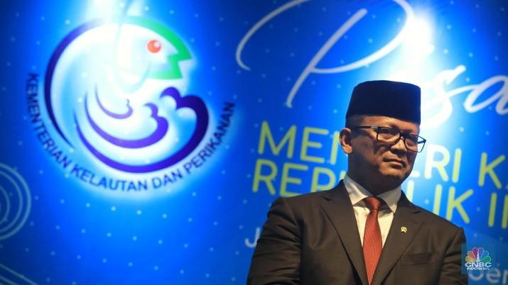 Menteri KKP Edhy Prabowo mengungkapkan produksi garam lokal masih separuh dari kebutuhan.