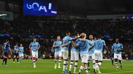 FOTO: Hasil Lengkap Liga Champions Hari Ini
