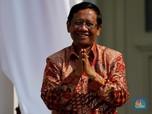 Kata Mahfud, Papua akan Dimekarkan Jadi 5 Provinsi