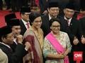 FOTO: Senyum Para Srikandi di Kabinet Indonesia Maju