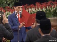Simak! Perintah Pertama Jokowi ke Menteri Tito Karnavian