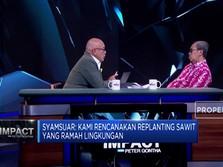 Sikap Gubernur Riau Tanggapi Boikot Sawit Oleh Eropa
