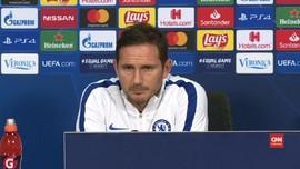 VIDEO: Lampard Anggap Ajax Berbahaya di Liga Champions