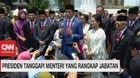 VIDEO: Presiden Tanggapi Menteri Yang Rangkap Jabatan