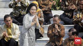 Yohana Pesan RUU PKS, Menteri PPPA Gusti Ayu Jawab Nanti