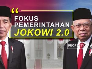 Ini yang Jadi Fokus Pemerintahan Jokowi 2.0!