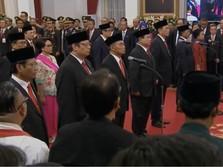 Sakti Wahyu Trenggono Sambangi Istana, Calon Wamen Pertahanan